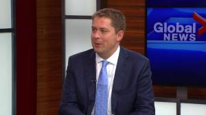 Andrew Scheer believes NAFTA deal would be done if he was PM